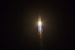 Kina Changzheng raket CZ-7 Royaltyfria Foton