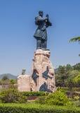 Kina den Shaolin kloster Royaltyfri Bild