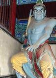 Kina den Shaolin kloster Ingång till Hallen av himlen Arkivbild