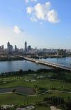 Kina för shenyang för liaoning landskap konstruktion stad royaltyfri bild