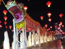 Kina festival arkivfoto