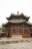 Kina forntida byggnader Royaltyfria Foton