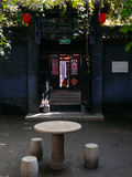 Kina forntida stad av Pingyao Royaltyfria Foton