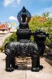 Kina göt gudar. Fotografering för Bildbyråer