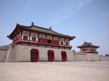 Kina gammal stad, Luoyang Royaltyfri Fotografi