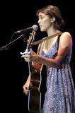 Kina Grannis-Hua Hin Jazz Festival in Thailand Royalty Free Stock Photos