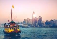 Kina Hong Kong Arkivbilder
