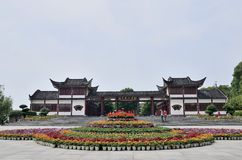 Kina Hunan Yueyang Royaltyfria Bilder