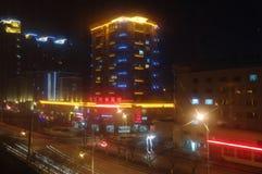 Kina Hunchun November 13,2013 Royaltyfri Bild