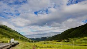 Kina landskap arkivbilder