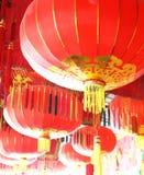 Kina lykta Royaltyfria Foton