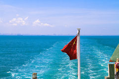 Kina maritim bevakningpatrull sydkinesiska havet Royaltyfri Foto