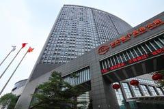 Kina miljö för fastighetgemenskap Royaltyfria Foton