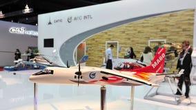 Kina nationell Aero-teknologi import royaltyfria bilder