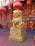 Kina paviljong på den globala byn i Dubai, UAE Arkivfoton