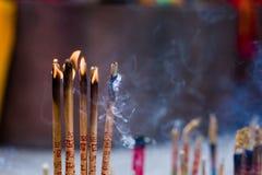 Kina rökelseugn Royaltyfri Bild