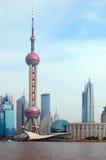Kina Shanghai Royaltyfri Fotografi