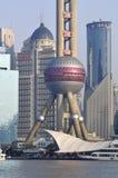 Kina Shanghai Royaltyfri Foto