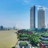 Kina skönhet Arkivbild