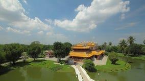 Kina slott Arkivfoton