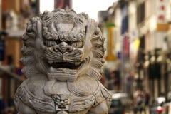 Kina stad 1 Arkivbilder