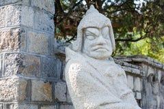 Kina sten Arkivbild