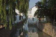 Kina sydligt bostads- Fotografering för Bildbyråer