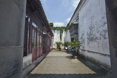 Kina sydligt bostads- Royaltyfri Fotografi