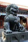 Kina tempel Royaltyfria Bilder