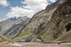 Kina Xinjiang landskap Fotografering för Bildbyråer