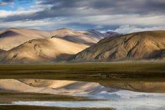 Kina XiZang landskap Fotografering för Bildbyråer