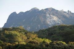 kinabalu αιχμών βουνών sabah Στοκ Φωτογραφία