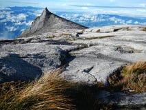 Kinabalu山 图库摄影