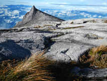 Kinabalu-Berg stockfotografie