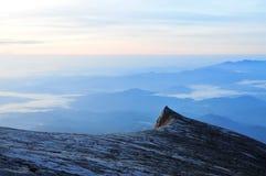 Kinabalu de support Photographie stock libre de droits