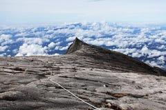 kinabalu góra Obrazy Royalty Free