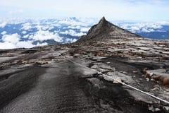 kinabalu góra Fotografia Stock