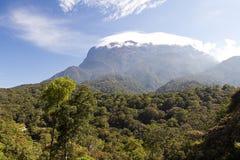 kinabalu góra Obrazy Stock