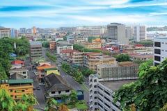 kinabalu kota Sabah Zdjęcia Stock
