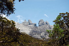 Kinabalu mountain Royalty Free Stock Image