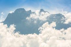 Kinabalu mountain Sabah Malaysia Stock Photography