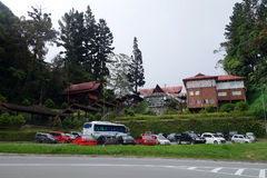 Kinabalu-Park bei Ranau, Sabah Lizenzfreies Stockfoto