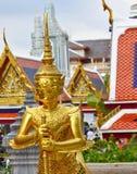 Kinare, wat phra kaew,曼谷,泰国 库存照片