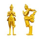 Kinaree é anjo tailandês Imagem de Stock Royalty Free