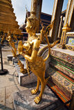 Kinaree, a mythology figure in the Grand Palace Stock Images