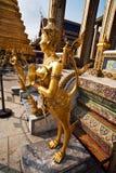 Kinaree, un chiffre de mythologie dans le palais grand Images stock
