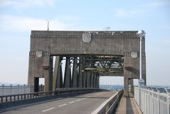 Kincardine Bridge Stock Image