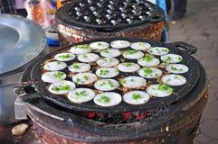 Kind av thailändsk sweetmeat Royaltyfria Foton