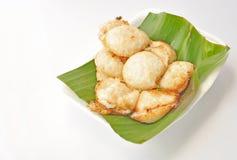 Kind av thailändsk sweetmeat Arkivbild