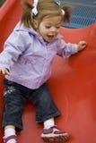 Kind bij Spel Stock Afbeelding